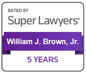 super lawyers - bill brown